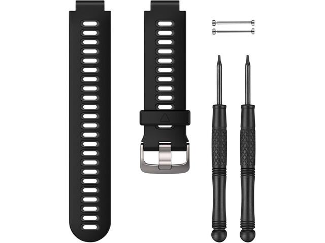 Garmin Forerunner 735XT Bracelets de montre de remplacement, black/grey